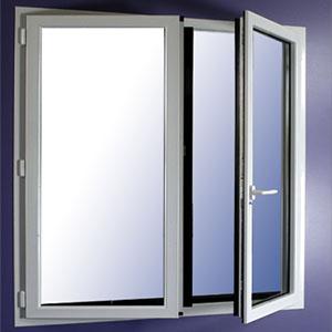 Ablakok iso kft m anyag ny l sz r k gy rt sa for Porte fenetre aluminium